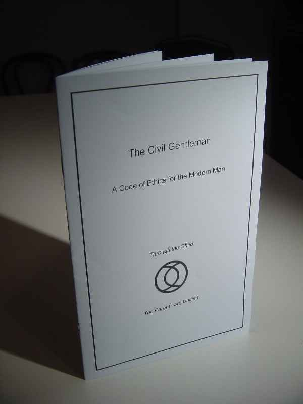 The Civil Gentleman - A Code of Ethics for the Modern Man